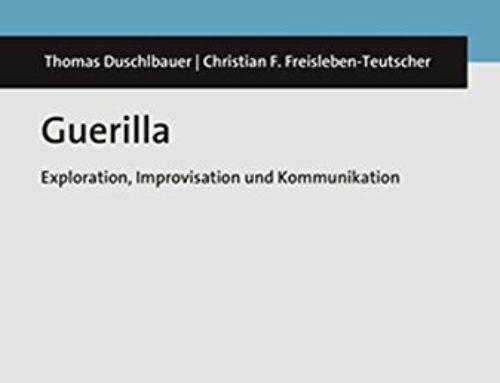 NEUERSCHEINUNG Guerilla – Exploration, Improvisation und Kommunikation