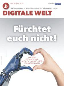 Cover Wirtschaftsnachrichten Digitale Welt